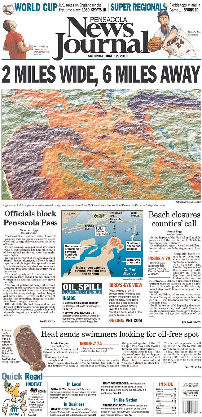 bp deepwater horizon oil spill essay In the five years since the deepwater horizon oil spill, scientists have been studying just how this oil spill and response affected the deep ocean and seafloor of the gulf what they found was the footprint of the oil spill on the seafloor, stamped on sickened deep-sea corals and out-of-balance communities of tiny marine invertebrates.